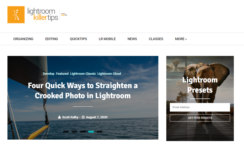 blog of photography